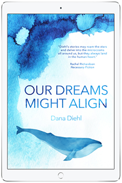 Dana Diehl, Our Dreams Might Align (eBook Cover)